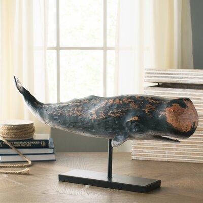 Pelagia Whale Figurine