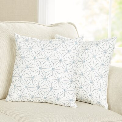 Melanie Embroidered Pillow