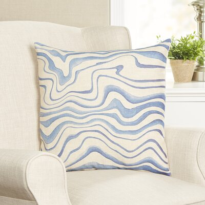 Waves Pillow Cover