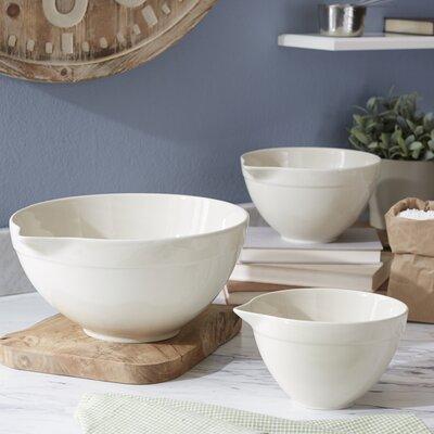 Stoneware Batter Bowls