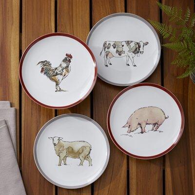 Barnyard Plates