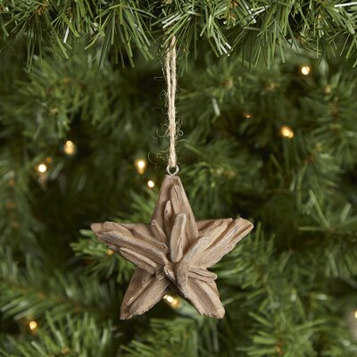 Birch Lane Driftwood Star Ornament