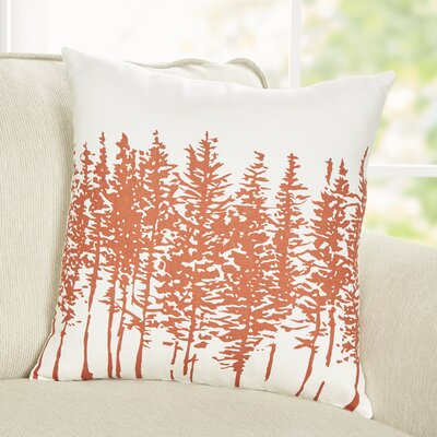 Darcy Pillow Cover Color: Ginger