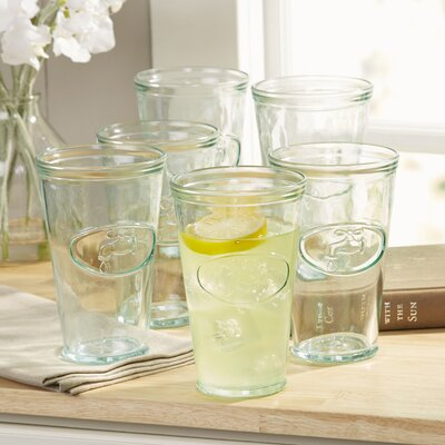 Water Faucet Highball Glasses