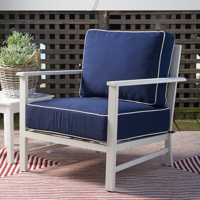 Riveria Club Chair with Cushions