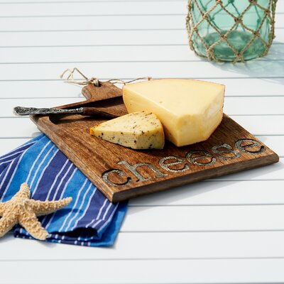 Cheese 2-Piece Cutting Board Set