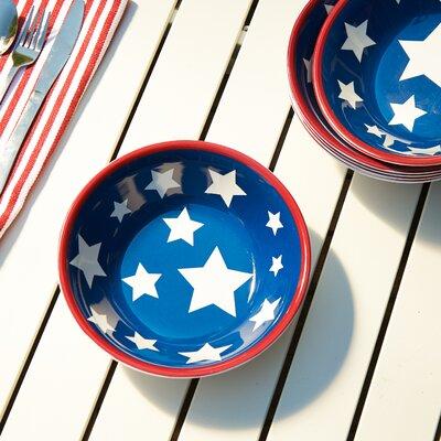 Yankee Doodle Melamine Bowl