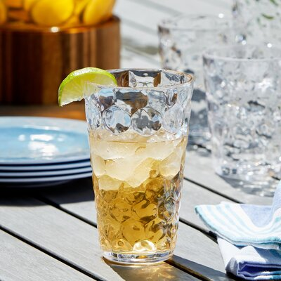 Honeycomb Water Glasses