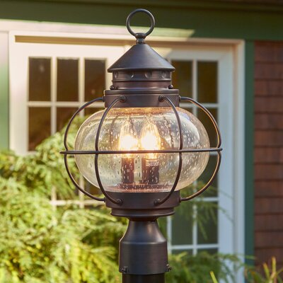 Chincoteague Outdoor Post Lantern