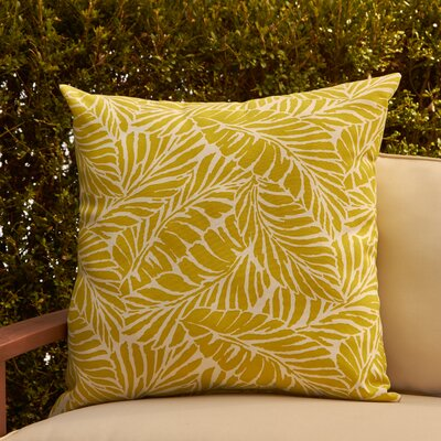Phaedra Pillow Cover Color: Malkus Pear