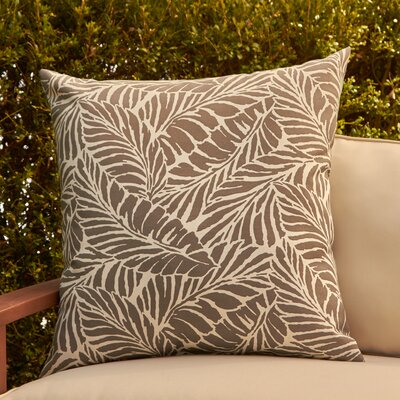 Phaedra Pillow Cover Color: Malkus Smoke