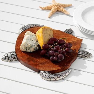 Sea Turtle Cheese Board
