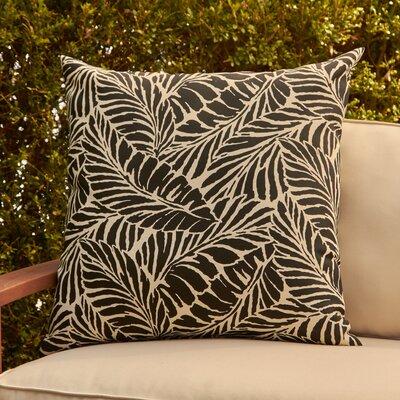 Phaedra Pillow Cover Color: Malkus Ebony