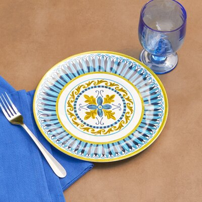 Anacapri Melamine Salad Plate