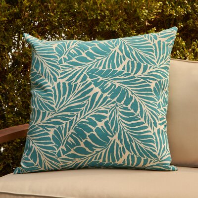 Phaedra Pillow Cover Color: Malkus Caribbean