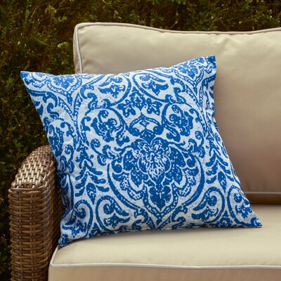 Kiara Outdoor Pillow Size: 18 H x 18 W