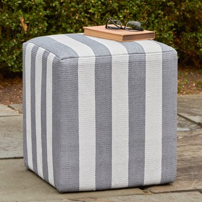 Orford Pouf Upholstery: Light Gray