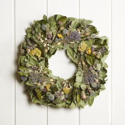 Lush Spring Wreath