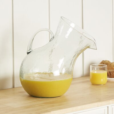 Leaning Pitcher