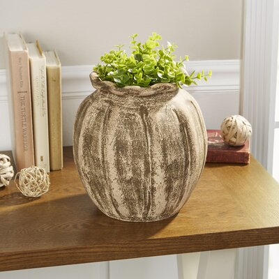 Wethersfield Clay Planter
