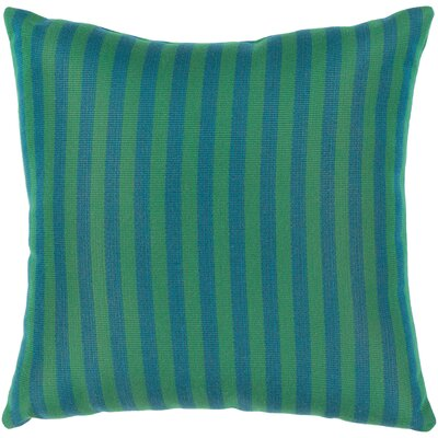 Outdoor Pillow-Green Stripe Small