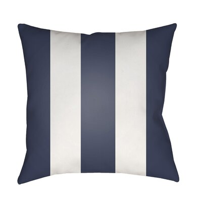Indoor Pillow-Blue & White Stripe Pillow