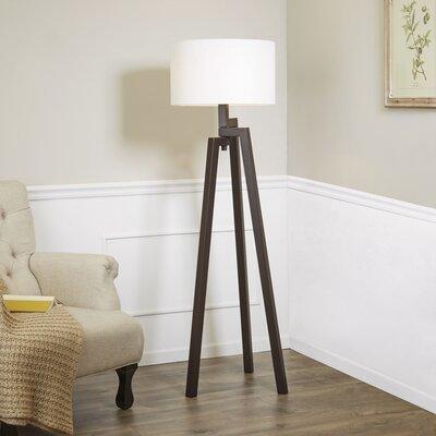 Garvice 60.5 Tripod Floor Lamp