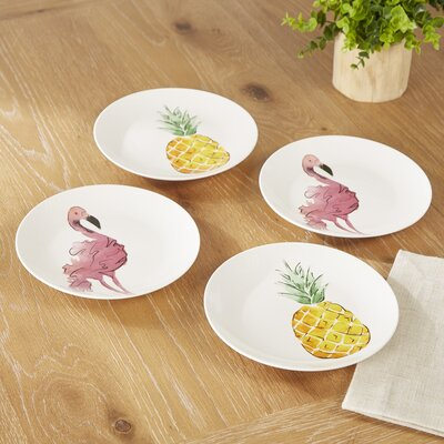 Tropical Dinner Plates