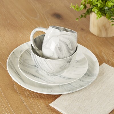Balmoral 16-Piece Dinnerware Set
