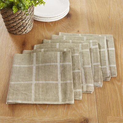 Jonesport Napkins Color: Olive