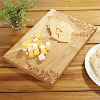 Fern Fronds Artisan Cutting Board