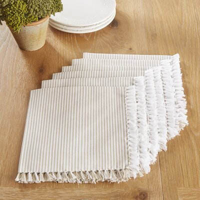 Retford Napkins Color: Taupe