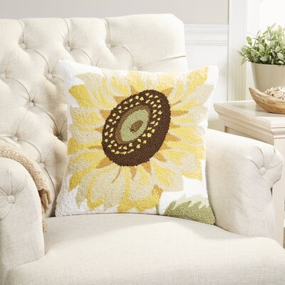 Lucile Hooked Pillow