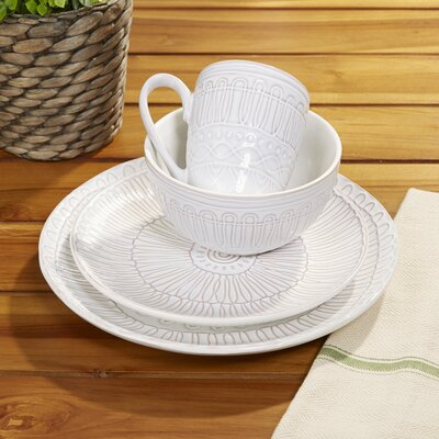 Westray 16-Piece Dinnerware Set