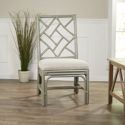 Moretti Side Chair Color: Gray