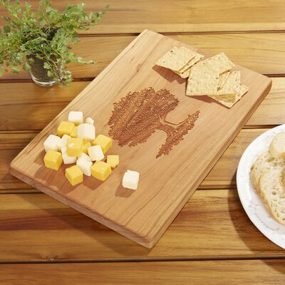 Tree Cherry Cutting Board