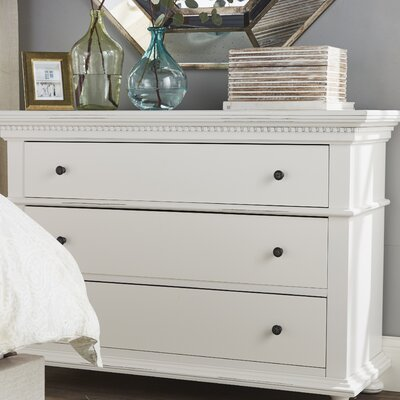 Dobson Dresser Color: White