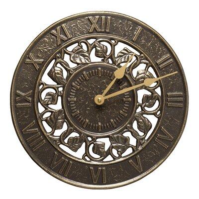 Latin Classic Clock