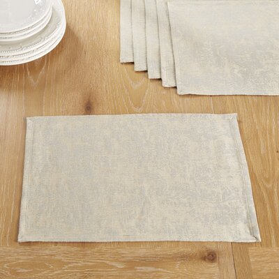 Norbury Placemats Color: Tan