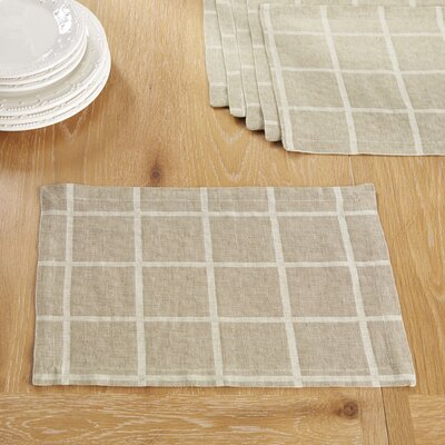 Jonesport Placemats Color: Olive