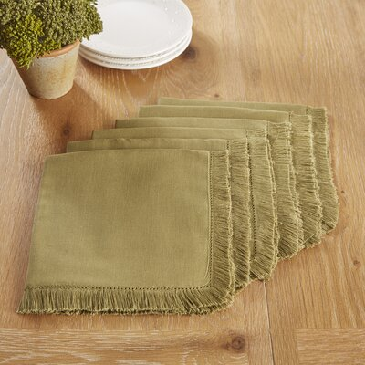 Northfield Napkins Color: Olive