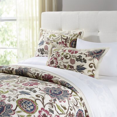 Dolly Duvet Cover Size: Queen