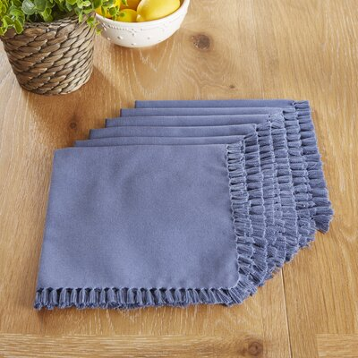 Robbinston Napkins Color: Navy