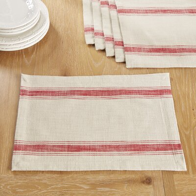 Home on the Range Placemats (Set of 6)