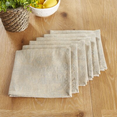Norbury Napkins Color: Tan