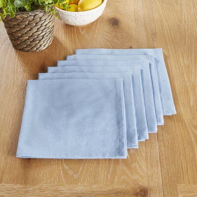 Mashpee Napkins Color: Blue