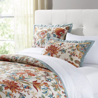 Luetta Duvet Cover Size: Queen