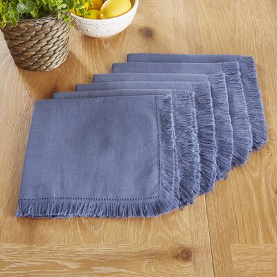 Northfield Napkins Color: Navy