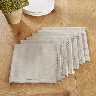 Harrogate Napkins Color: Dove