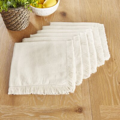 Northfield Napkins Color: Light Gray